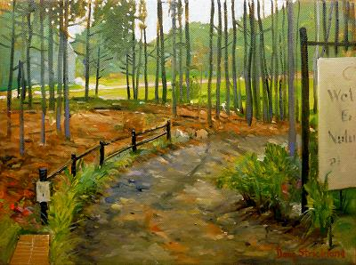 """""""Trailhead"""" purchased by Mitchell Day"""